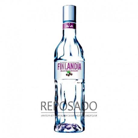 Finlandia Blackcurrant 1L (Финляндия Черная смородина 1л)