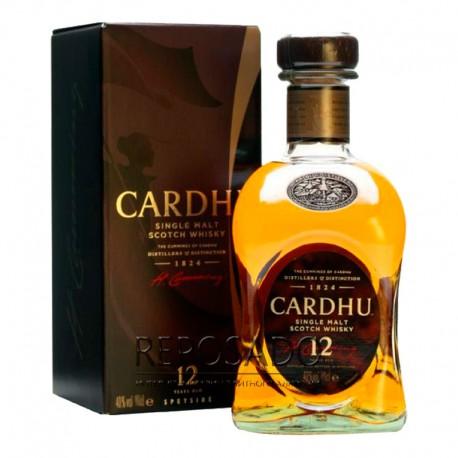 Cardhu 12 Years Old 0,7L (Карду 12 лет 0,7л)