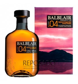 Balblair Vintage 2004 Sherry 1L (Балблэр Винтаж 2004 года Херес 1л)