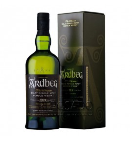Ardbeg 10 Years Old 1L (Ардбег 10 лет 1л)