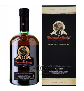Bunnahabhain 12 Years Old 0,7L (Буннахавэн 12 лет 0,7л)