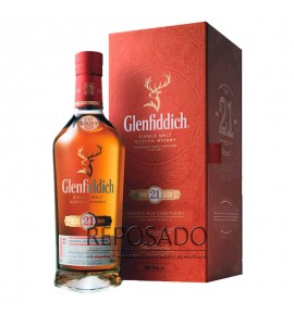 Glenfiddich 21 Years Old 0,7L (Гленфиддик 21 год 0,7л)