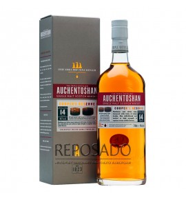 Auchentoshan 14 Years Old Cooper's Reserve 0,7L (Окентошен 14 лет Купер Резерв 0,7л)